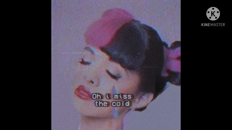 I scream - Melanie Martinez (solo demo extended snippet) + Crybaby photo shoot outtake edited by me