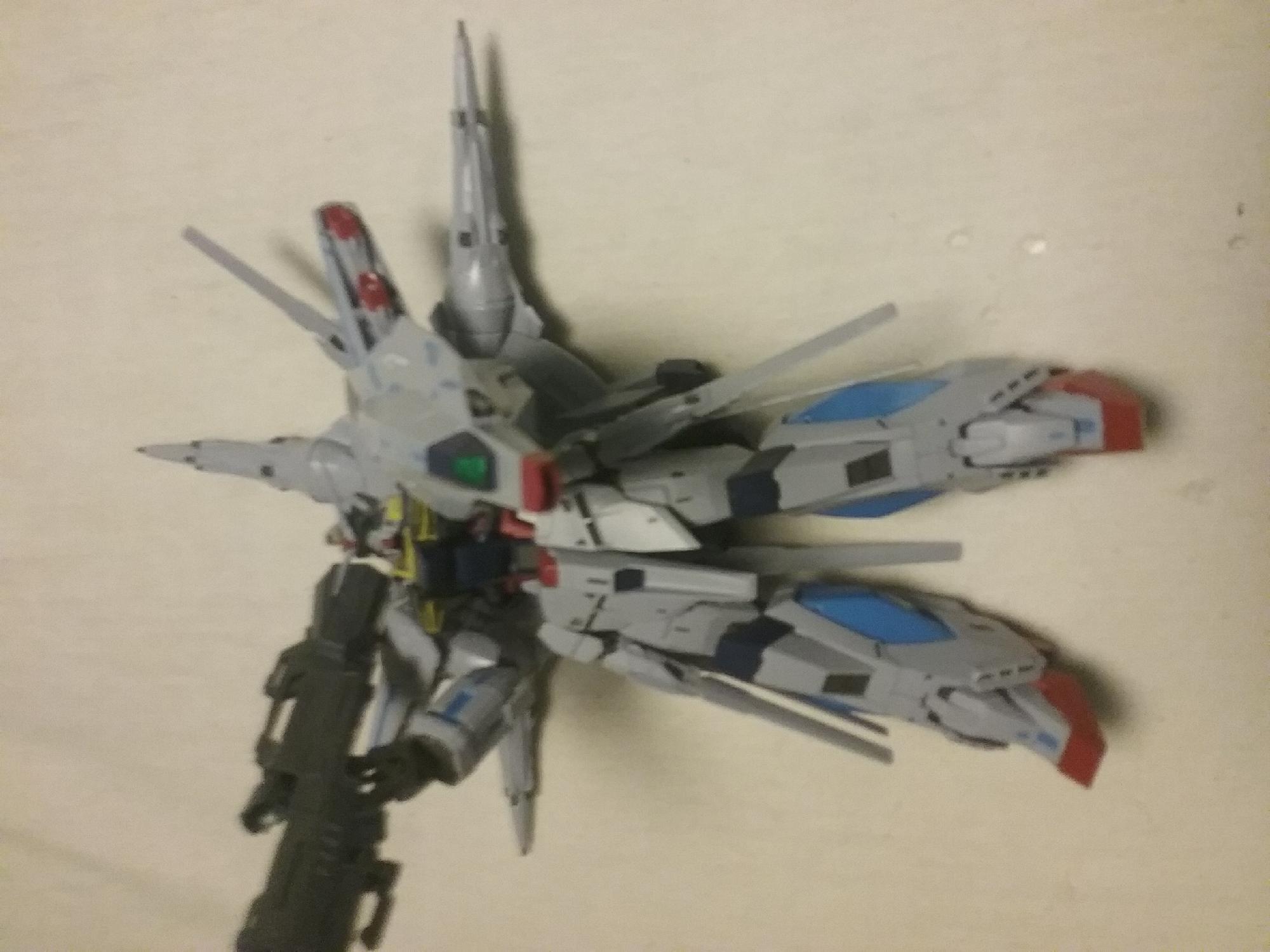 The Gundam providence mk-II