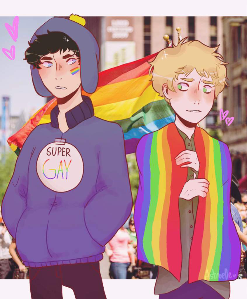 Tweek x Craig  (The best ship)