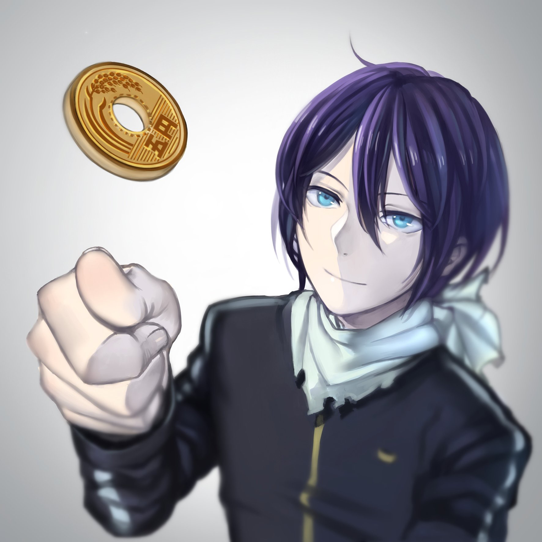 YATO from NORAGAMI it's a must watch