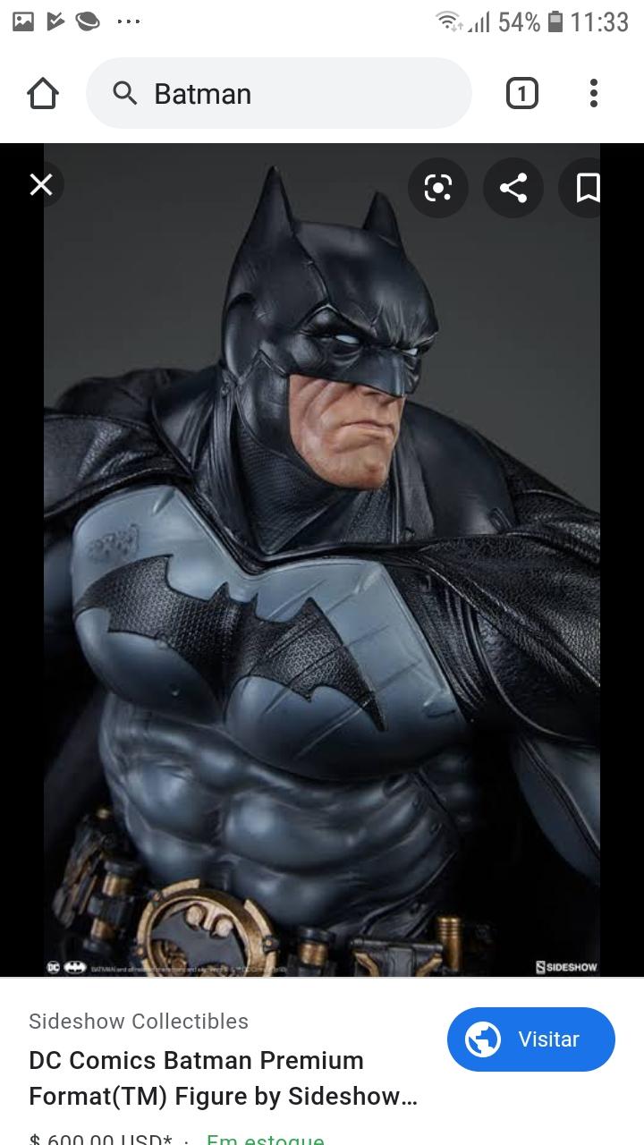 História de Batman