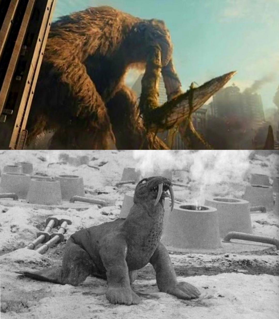 Behemoth vs Maguma