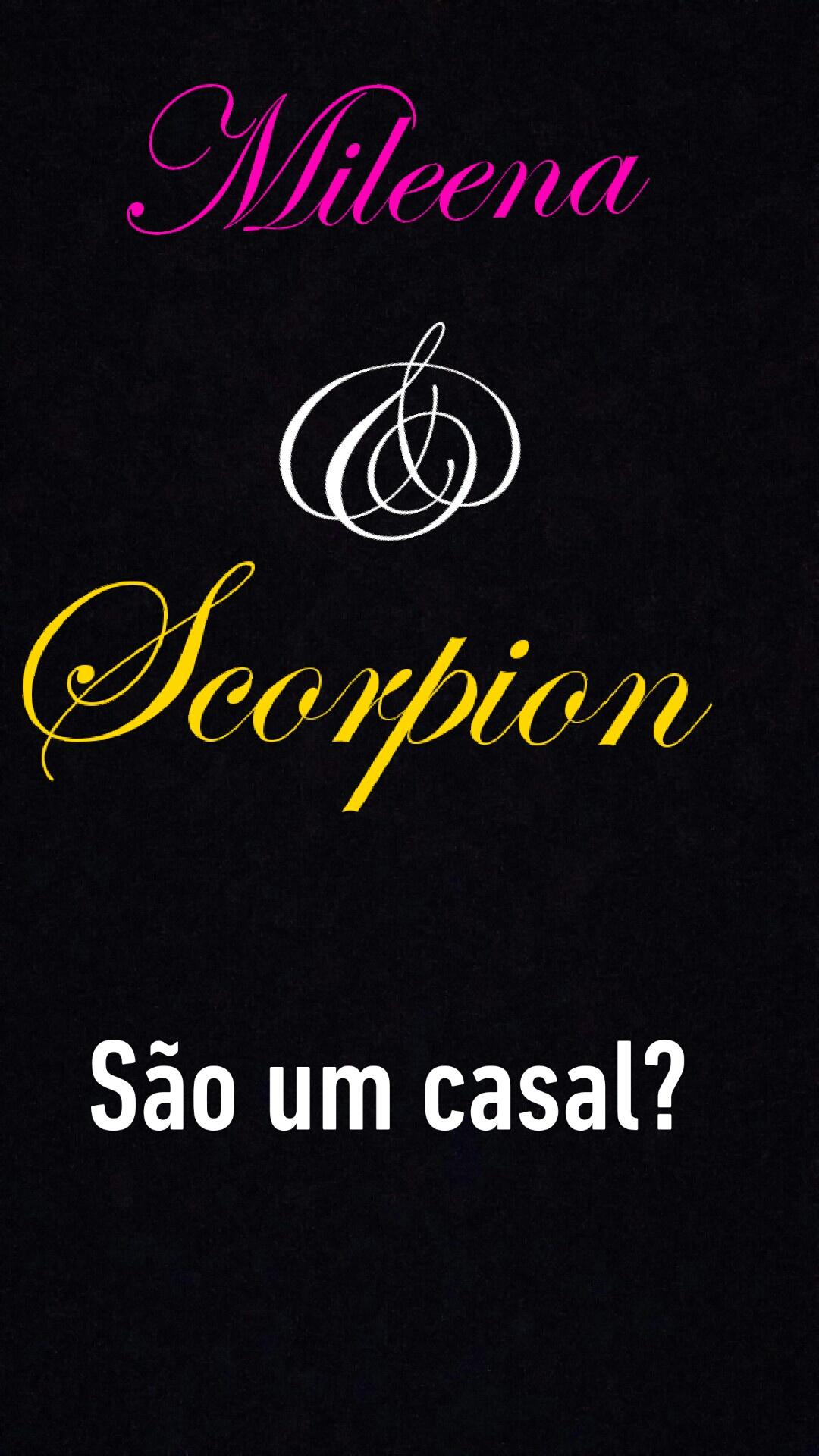 Mileena e Scorpion são um casal?