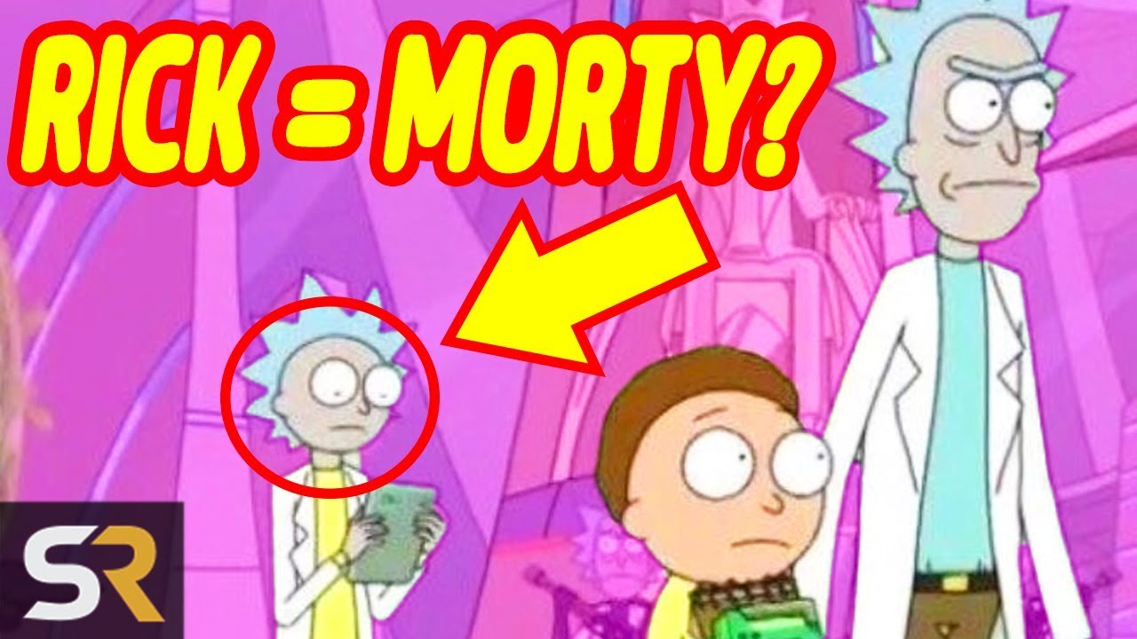 25 Rick And Morty Fan Theories That Will Make You Get Schwifty