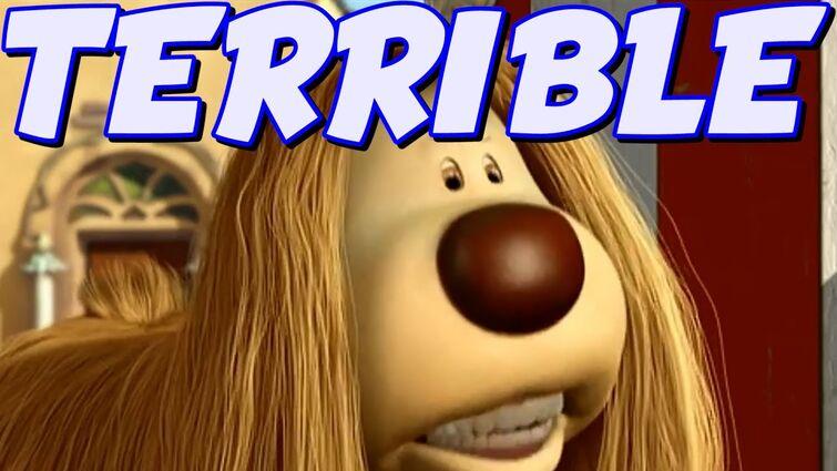 The TERRIBLE Doogal Movie...