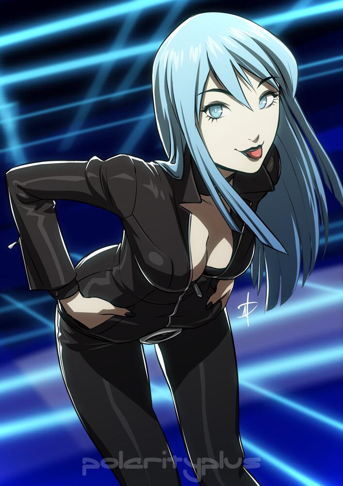 Nemissa art  Devil Summoner Soul Hackers