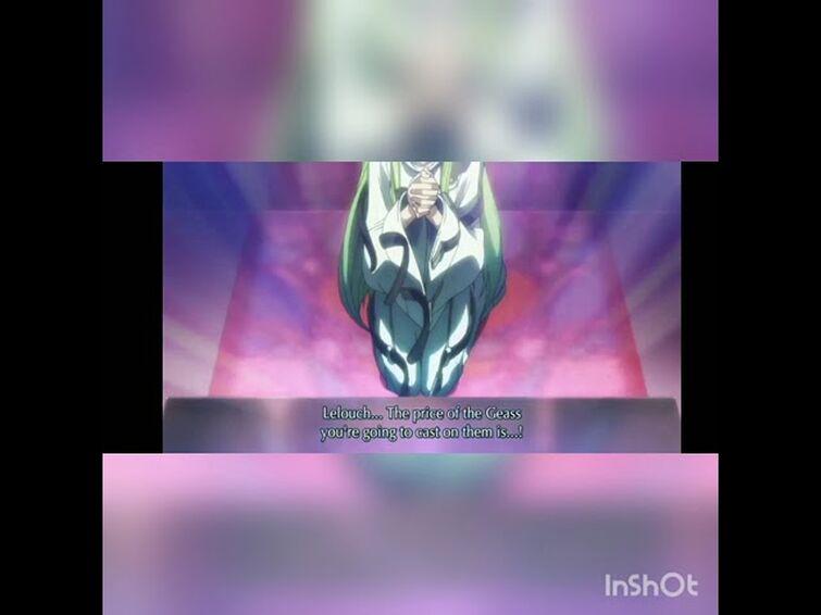 Code Geass [Lelouch Arcade Edit]