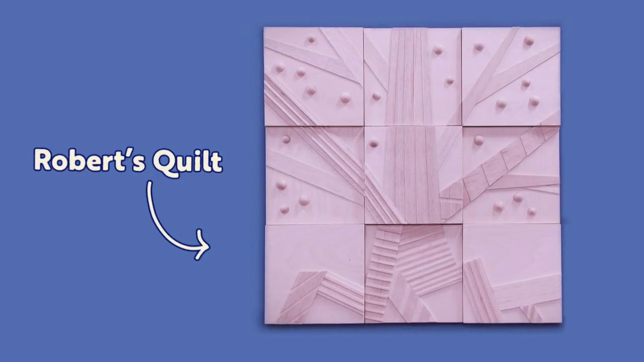 Robert's Quilt