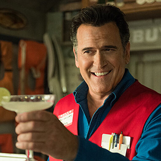 Bruce Campbell Says Ash vs Evil Dead Season 3 May Finally Break Ash
