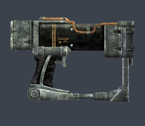 Fallout 3 laser pistol in Fallout 4 for Creation Club | FANDOM