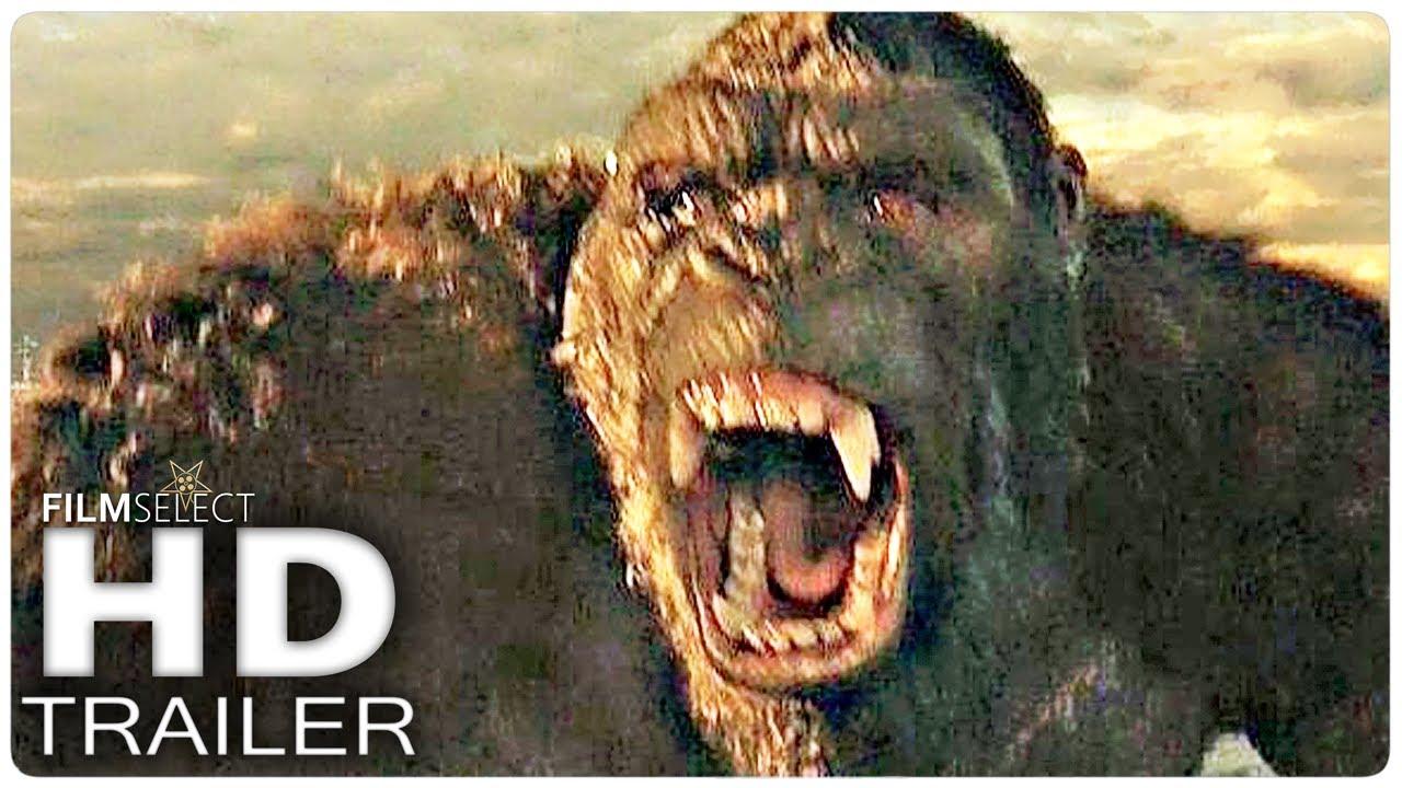 GODZILLA VS KONG Trailer Teaser (2021)