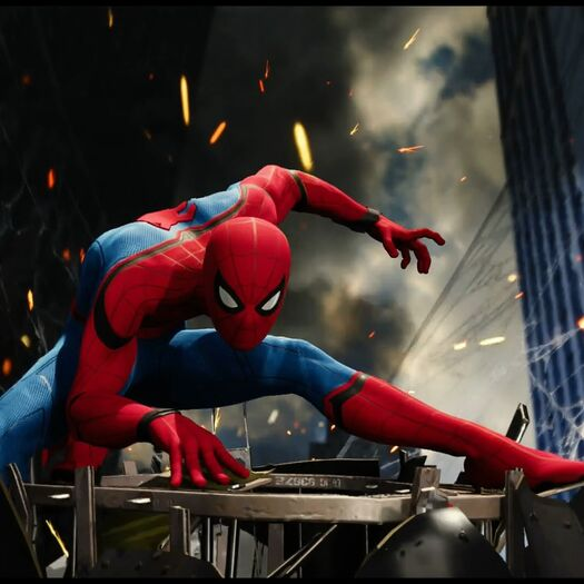 Marvel's Spider-Man PS4 Walkthrough