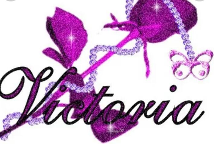 Открытке новогодние, картинки с именем виктория красивые блестящие