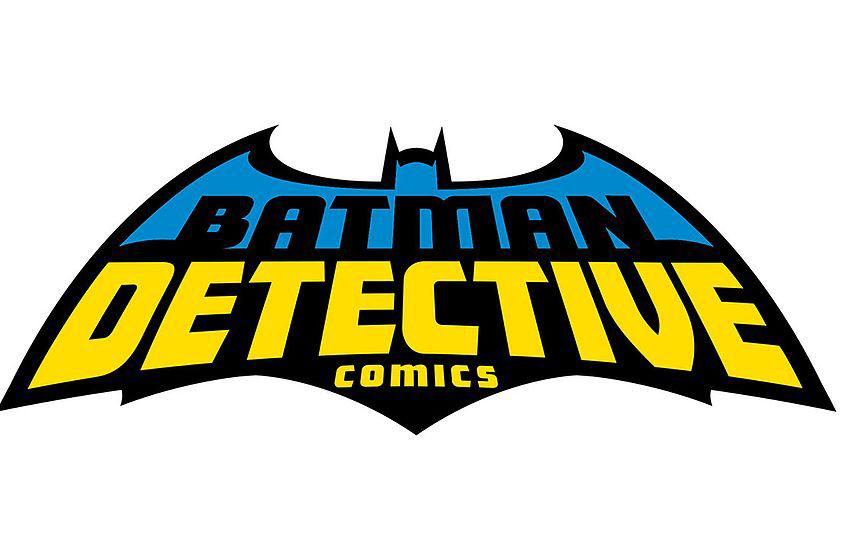 Detective comics new logo