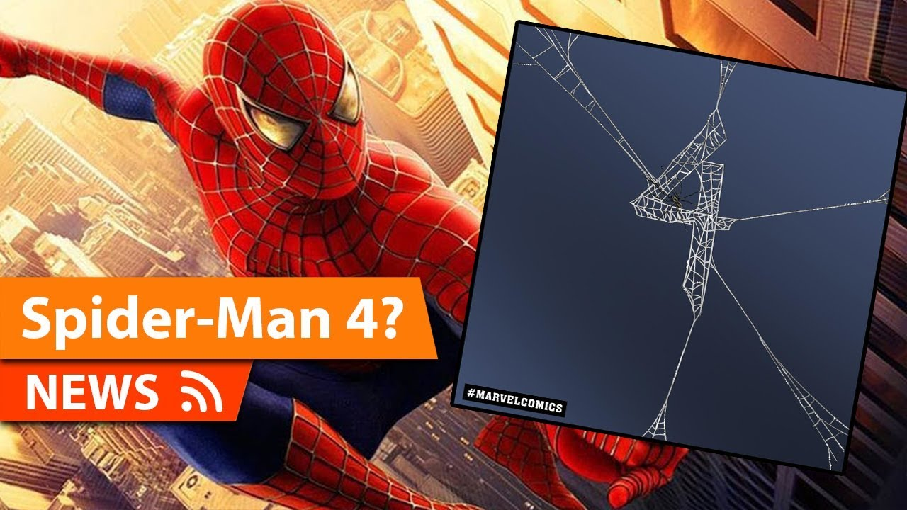 Sam Raimi's Spider-Man 4 Teased by Marvel