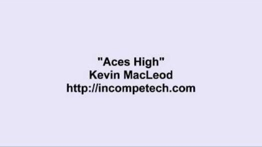 Kevin MacLeod ~ Aces High