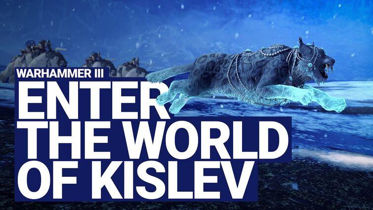 Enter The World Of Kislev   Total War: WARHAMMER III