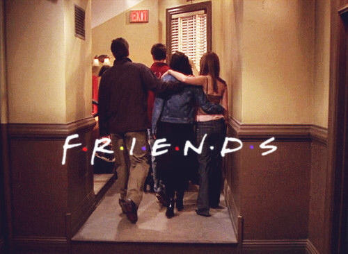 15 years ago, was released the last episode of Friends. What's your favorite scene? Did you like it?
