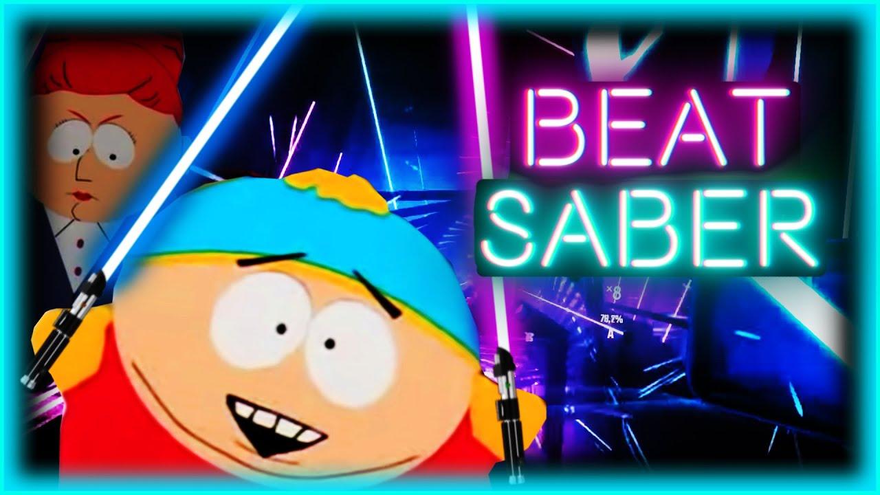 Beat Saber | South Park - Kyle's Mom's a B***h
