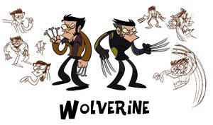 Wolverine,people.