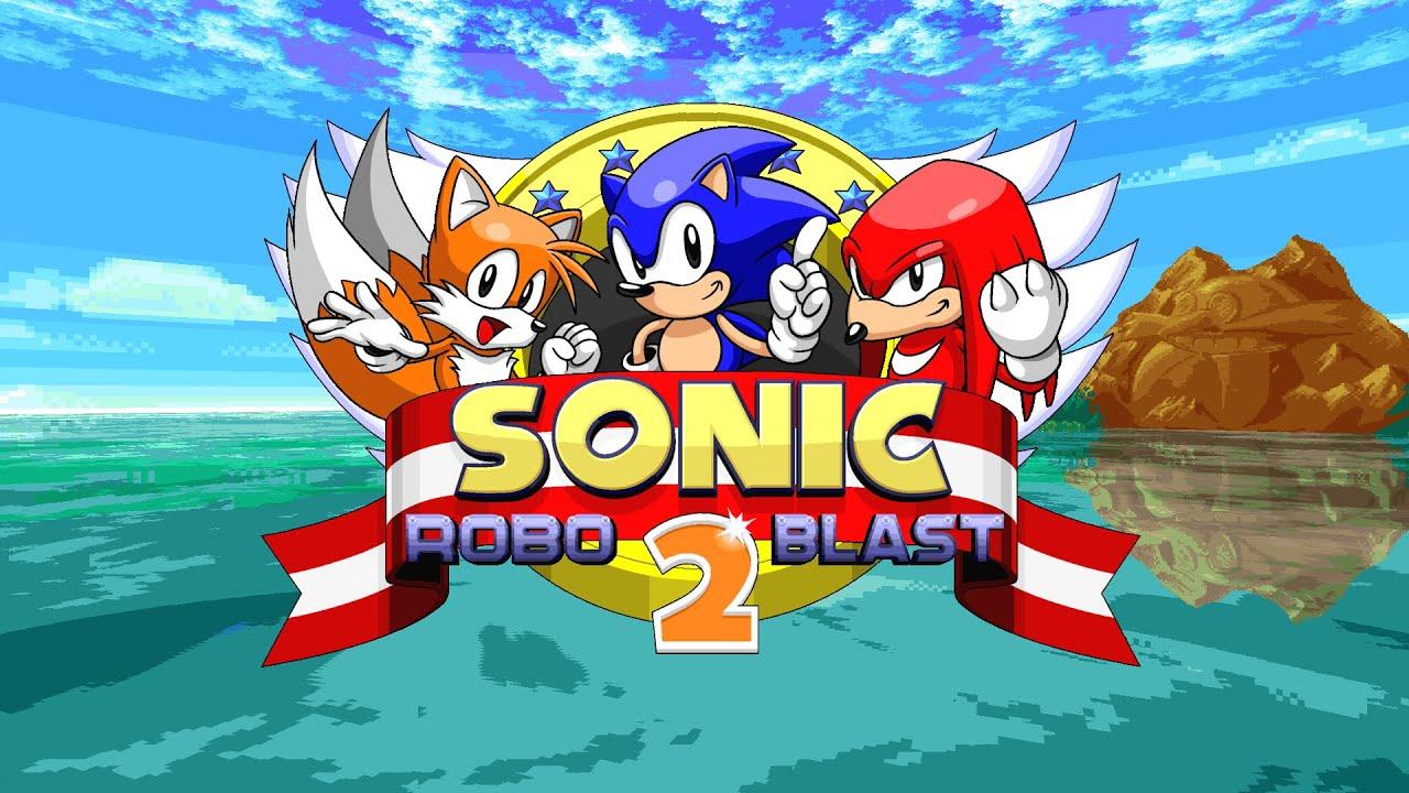 Sonic Robo Blast 2 v2.2 - Release Trailer