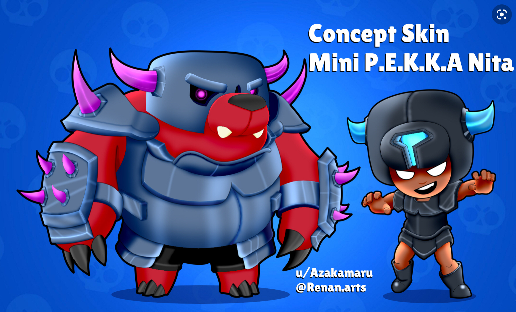 Clash Of Clans X Brawl Stars X Clash Royale Skins I Want In The Game Fandom
