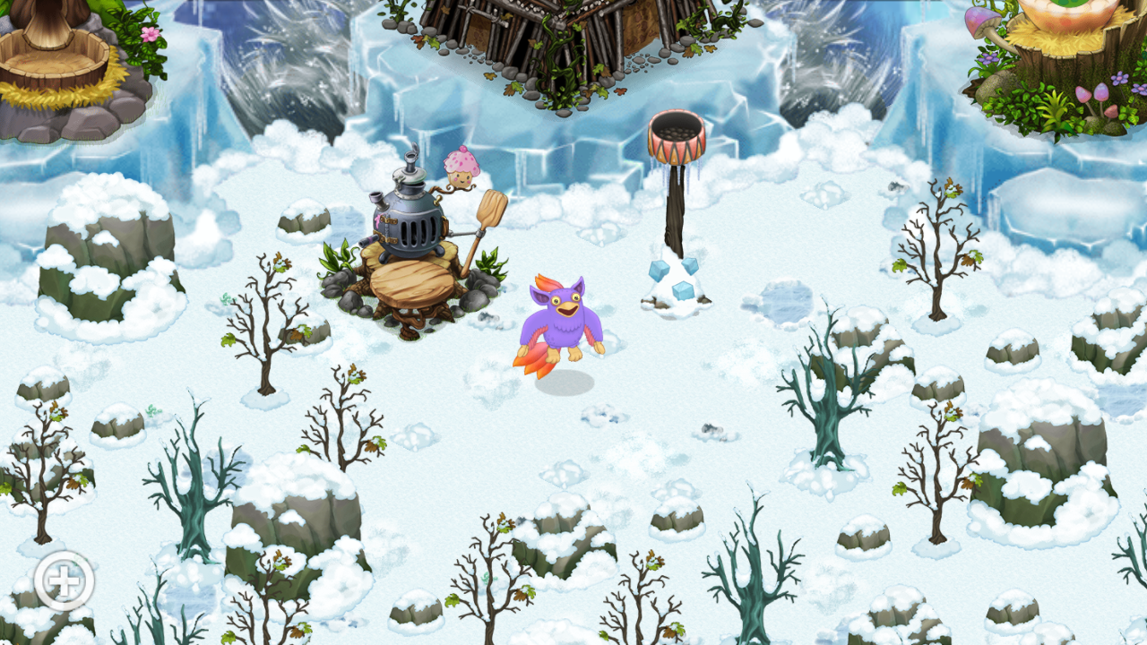 FINALY!!!!!!! cold island!