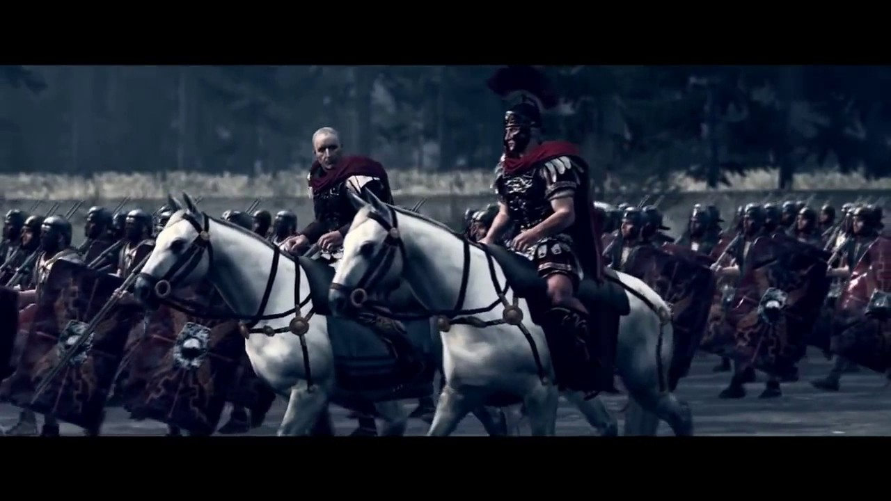Rome 2 Total War - Forever