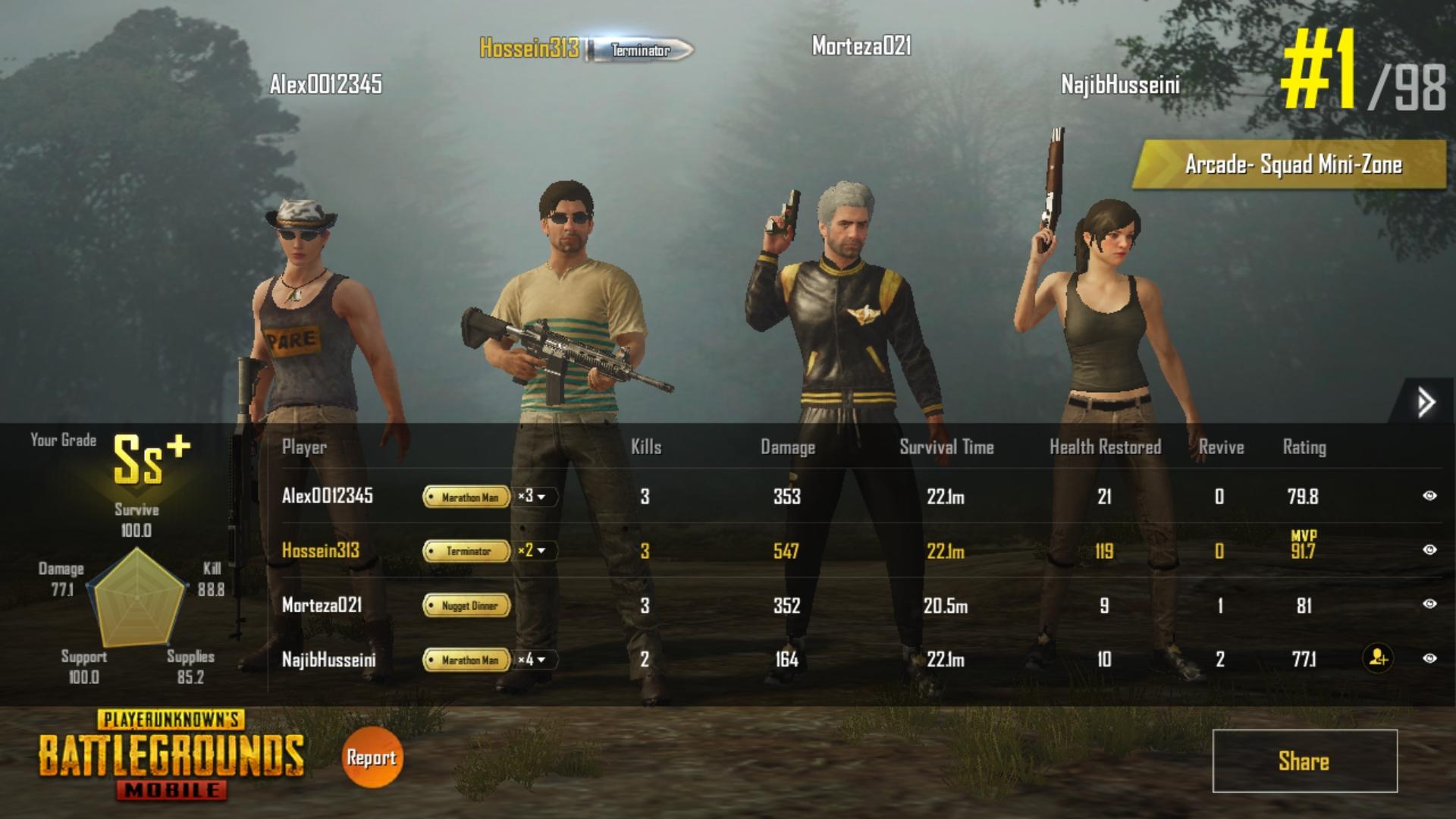 Good team