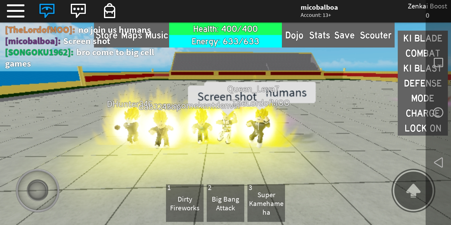 Try play roblox Search game dragon ball Rage Soo Cool Online My Member