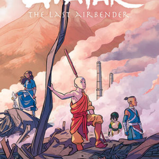 Avatar: The Last Airbender--Imbalance Part Two TPB :: Profile :: Dark Horse Comics
