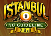 Istanbul No Guideline 9 Ball Logo