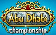 Abu Dhabi Championship