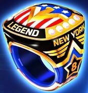 New york plaza ring