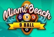 Miami Beach 9 Ball Logo