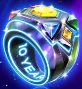 10 year ring