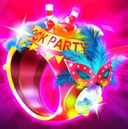 Block Party Win Streak Ring
