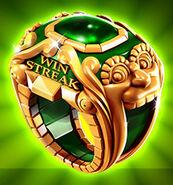 Bali Logo Ring
