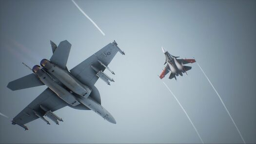 ACE COMBAT 7: SKIES UNKNOWN TGS Trailer   PS4, XB1, PC