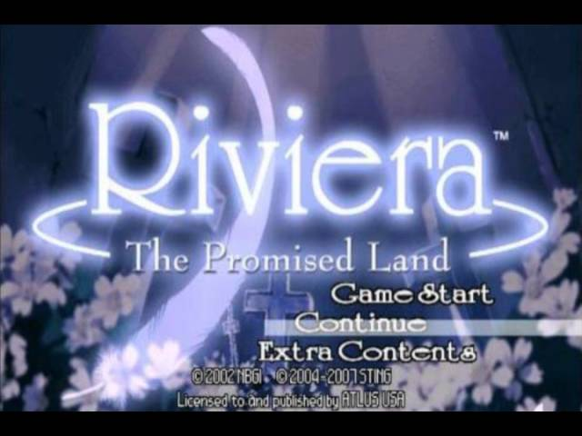 Riviera: The Promised Land Music: Overture