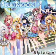 BlueMoon Single Cover