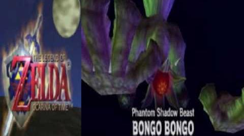 Let's Listen Ocarina Of Time - Bongo Bongo Boss Theme (Extended)