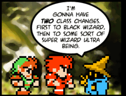 I wonder what comes after Super Wizard Ultra Being?! Oh, wait.