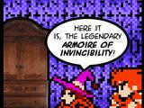 Armoire of Invincibility