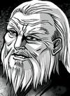Liu Wong as an old man