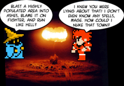 BOOM! Everyone likes explosions!
