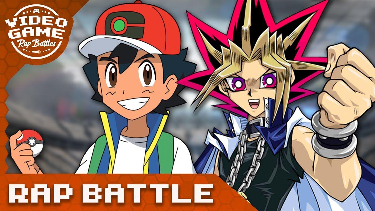 Ash Ketchum vs. Yugi Muto - Rap Battle [Pokemon vs. Yu-Gi-Oh!]