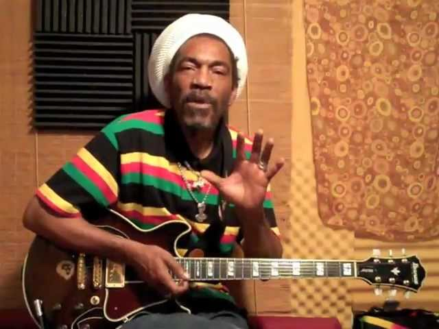 How To Play Reggae Guitar with TUFF LION:  produced by Matt Jenson
