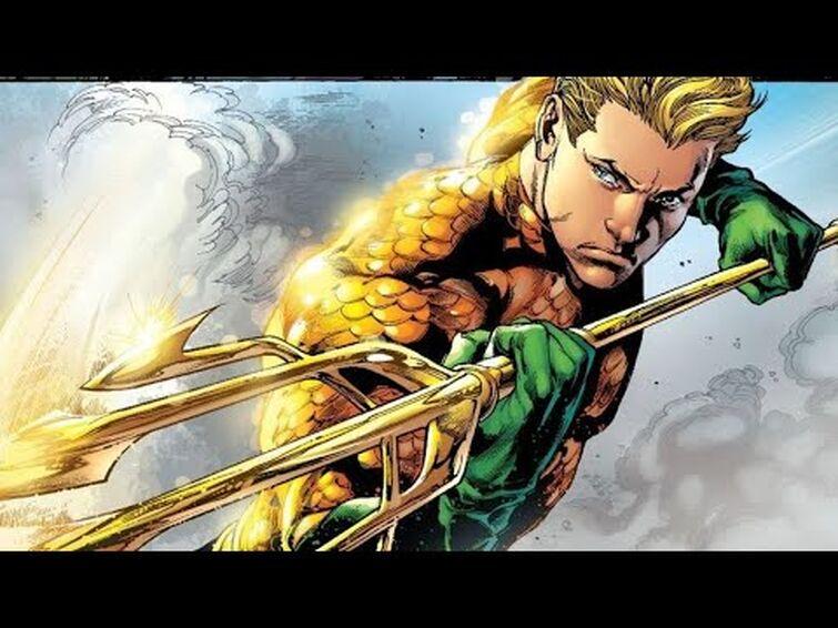 Superhero Game Ideas #9: Aquaman