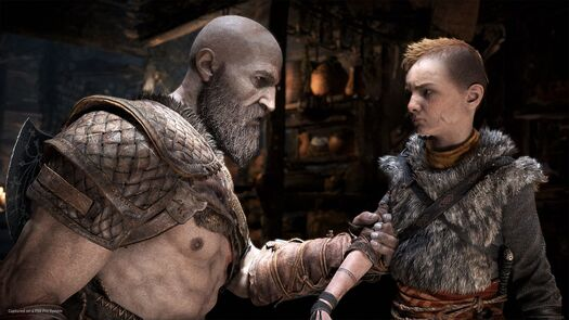'God Of War' Trades Button Bashing Brutality For An Intense Cinematic Experience